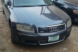 Neat Nigerian used  2006 Audi A8 Automatic