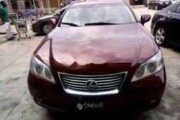 Neat Nigerian used Lexus ES 2008
