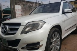 Very Clean Nigerian used Mercedes-Benz GLK 2010