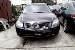 Clean Nigerian Used Nissan Altima 2006