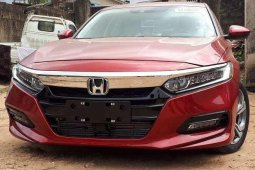 Very Clean Foreign used 2018 Honda Accord