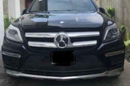 Nigerian Used Mercedes-Benz GL-Class 2014