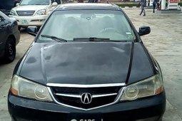 Nigerian Used Acura TL 2002