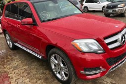 Neat Foreign used 2013 Mercedes-Benz GLK