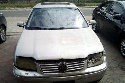 Nigerian Used 2001 Volkswagen Jetta Petrol