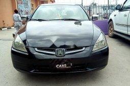 Nigerian Used 2003 Honda Accord for sale