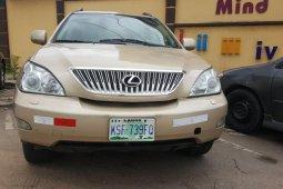 Very Clean Nigerian used 2003 Lexus RX Petrol Automatic