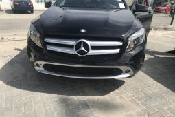 Well Maintained Nigerian used 2017 Mercedes-Benz GL for sale in Lagos