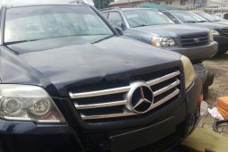 Clean Tokunbo Used Mercedes-Benz GLK 2009