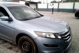 Neat Nigerian used 2010 Honda Accord CrossTour