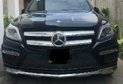 Super Clean Nigerian Used  Mercedes-Benz GL-Class 2014