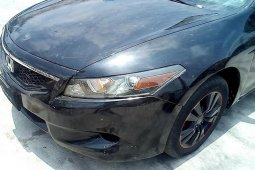 Very Clean Nigerian used 2009 Honda Accord for sale
