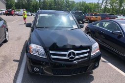Clean Foreign Used Mercedes-Benz GLK 2012