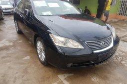 Neat Nigerian used 2007 Lexus ES