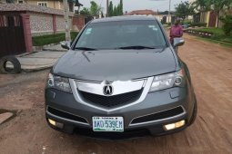Super Clean Nigerian Used Acura MDX 2010
