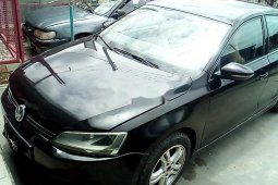 Clean Nigerian Used Volkswagen Jetta 2013