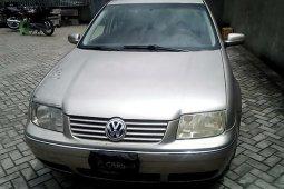 Nigerian Used Volkswagen Jetta 2004