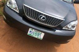Very Clean Nigerian used Lexus RX 2007