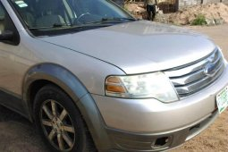 Neat Nigerian used 2008 Ford Taurus