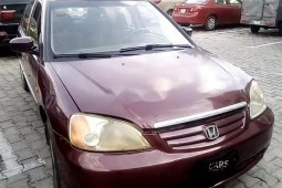 Neat Nigerian used Honda Civic 2003