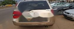 Clean Nigerian Used Acura MDX 2002