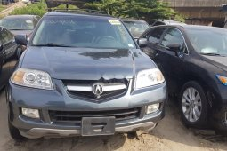Foreign Used Acura MDX 2006