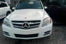Clean Tokunbo Used Mercedes-Benz GLK 2011