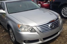 Clean Tokunbo Used Toyota Avalon 2007