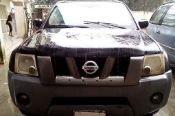 Nigerian Used Nissan Xterra 2005 Model