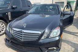 Clean Tokunbo Used  Mercedes-Benz E350 2011
