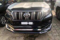 Clean Tokunbo Used Toyota Land Cruiser Prado 2018
