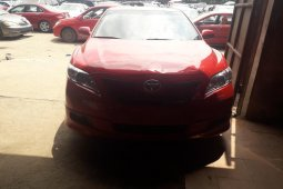 Neat Tokunbo Used  Toyota Camry 2008