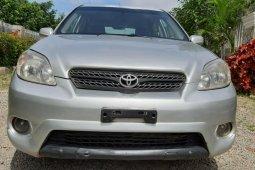 Neat Nigerian used  2008 Toyota Matrix