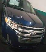 Neat Nigerian Used  Ford Edge 2011