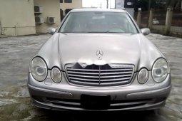 Clean Nigerian Used Mercedes-Benz E350 2006