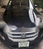 Neat Nigerian used Honda Accord CrossTour 2010