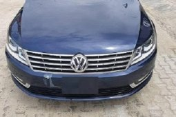 Neat Foreign used Volkswagen CC 2014