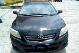 Clean Nigerian Used Toyota Corolla 2008