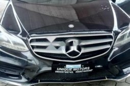 Clean Tokunbo Used Mercedes-Benz E350 2014