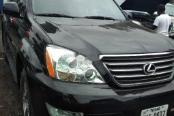 Clean Foreign Used  Lexus LX 2008