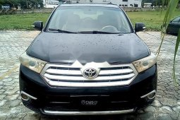 Nigerian Used 2008 Toyota Highlander in Abuja