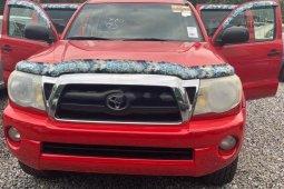 Foreign Used Toyota Tacoma 2007