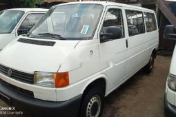 Foreign Used 2002 Volkswagen Transporter