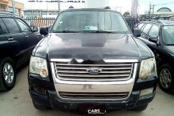 Nigerian Used 2006 Ford Explorer in Lagos