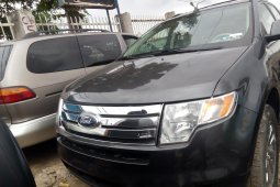 Clean Tokunbo Used  Ford Edge 2007