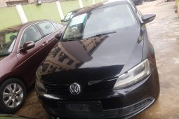 Nigerian Used 2013 Volkswagen Jetta