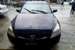 Nigerian Used 2003 Honda Accord in Abuja