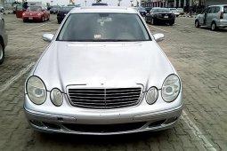 Neat Nigerian used Mercedes-Benz E350 2006