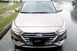 Nigerian Used Hyundai Accent 2018