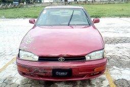 Nigerian Used 1992 Toyota Camry